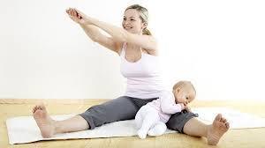 Lezione prova: FITNESS POST PARTO con bebè