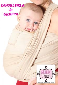 Babywearing: consulenza di gruppo