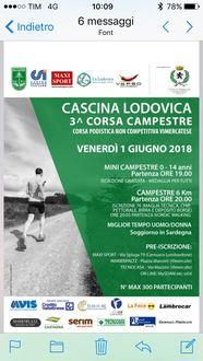 CAMPESTRE LODOVICA