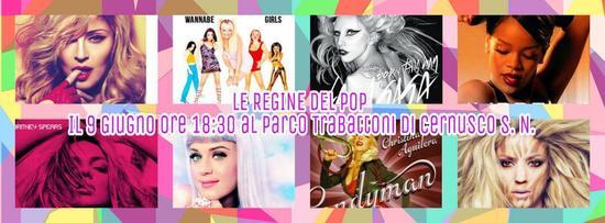 LE REGINE DEL POP - Saggio Fine Anno