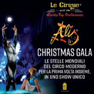ALIS Le Cirque World's Top Performers