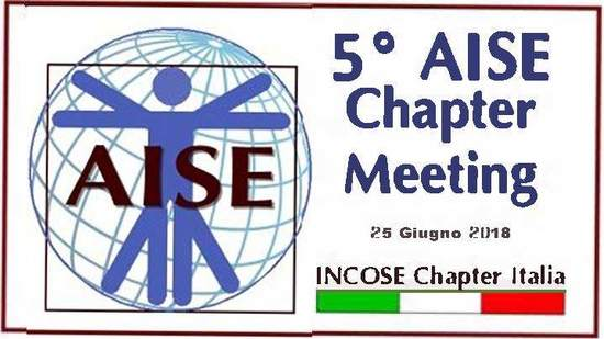 V° AISE Chapter Meeting