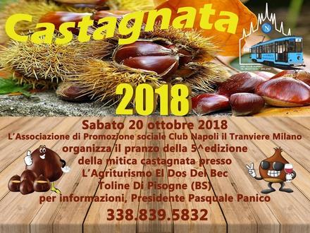 5^ edizione castagnata 2018