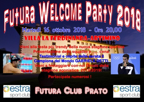 FUTURA WELCOME PARTY 2018