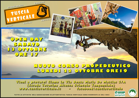 Open Day - Stagione 2018-2019