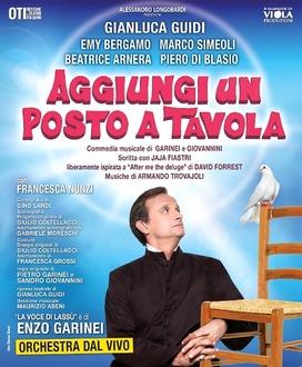 AGGIUNGI UN POSTO A TAVOLA - IL MUSICAL