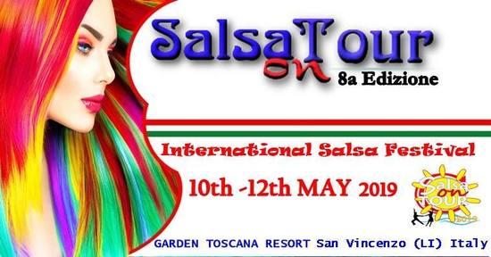 SALSA ON TOUR