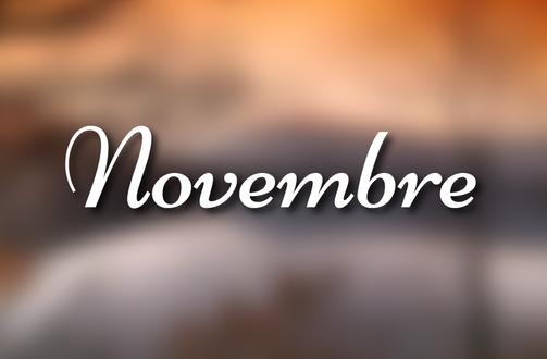 Novembre 2019