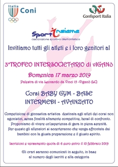 3° Trofeo Intersocietario di Viganò