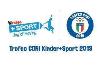 Trofeo CONI Kinder+Sport…
