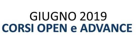 corsi OPEN e ADVANCE