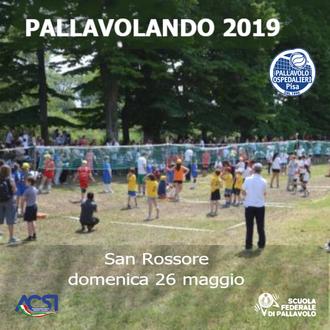 Pallavolando 2019 la festa delminivolley
