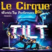 Le Cirque World's Top Performers - TILT
