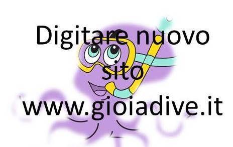 WWW.GIOIADIVE.IT
