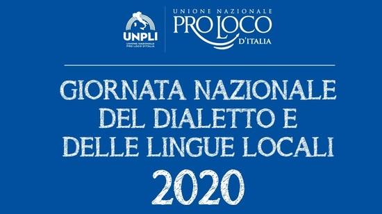 Giornata nazionale dei dialetti e lingue locali