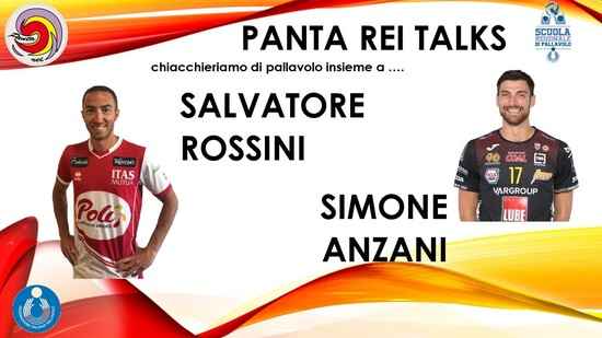 Panta Rei Talks... Ospiti Rossini & Anzani