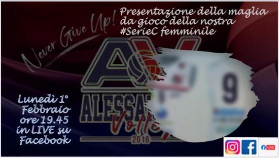 Presentazione Serie C femminile