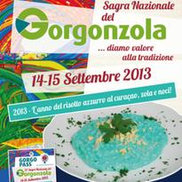 XV Sagra del Gorgonzola – Settembre 2013