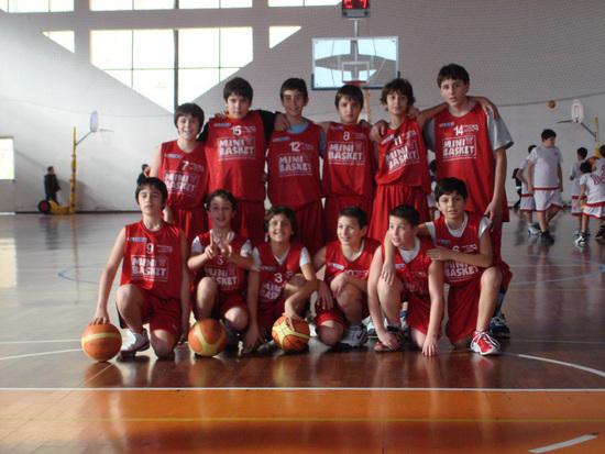 Under 14: Poli – Gladiator Basket 57 – 73