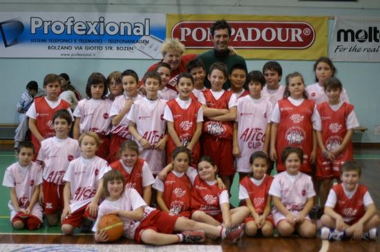 Aquilotti 2001: Gladiator Basket – Frascati 6 – 0 (89 – 8)