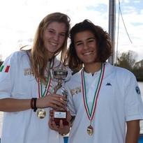 4 titoli ai Campionati italiani di Fondo- San Giorgio di Nogaro 16 novembre 2014
