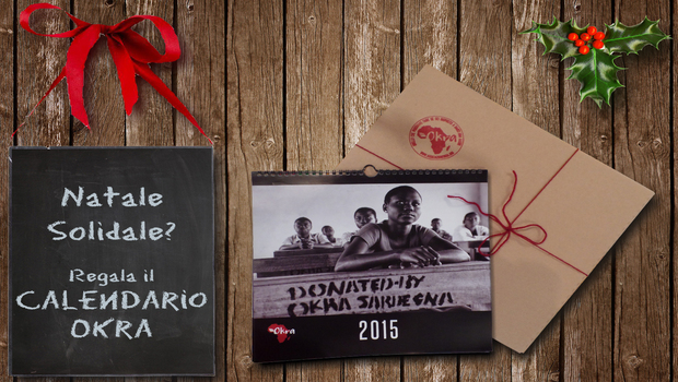 Natale okra calendario 2015