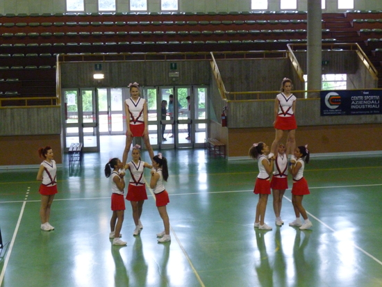 CHEER OPEN MILANO EXPO