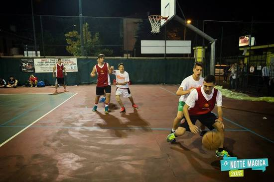 Basket / volley
