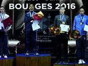 Bourges 2016 Mondiali Cadetti/Giovani