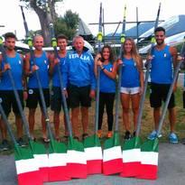 11 atleti del saturnia ai Campionati del Mondo