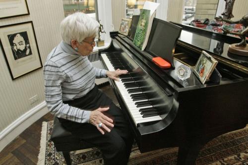 FARE MUSICA UN BALSAMO SENZA ETA'