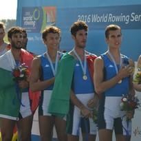 Oro e Bronzo ai Mondiali Assoluti-U23 e juniores 2016