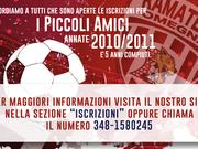 Immagine iscrizione Piccoli Amici 2017