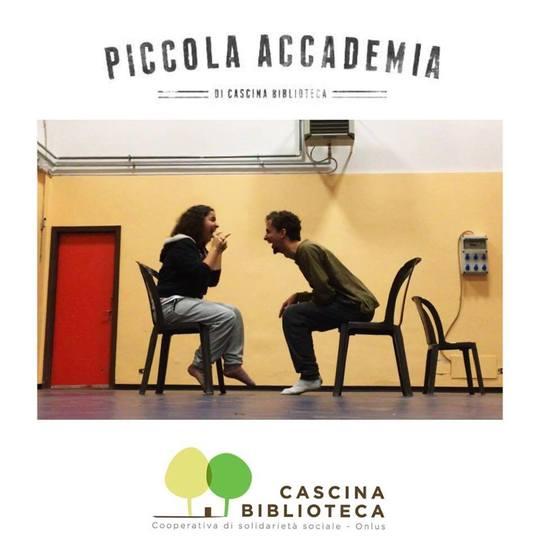 Piccola Accademia – Corso di Teatro ADV 2 e Residenza Teatrale