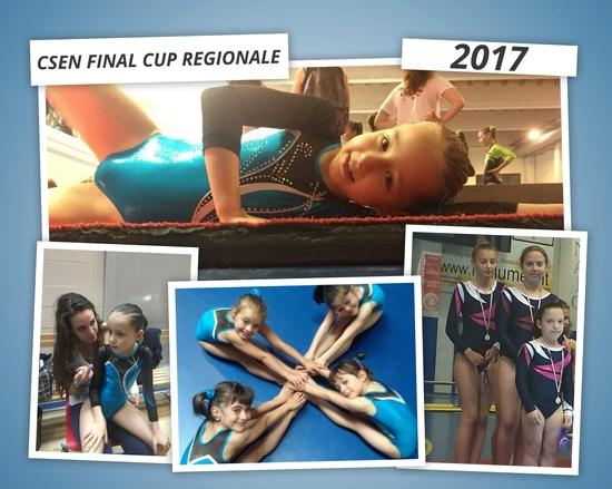 FINALE REGIONALE FINAL CSEN CUP