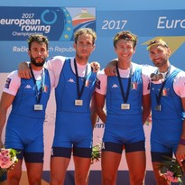 SFILIGOI VICE-CAMPIONE EUROPEO