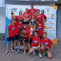 6° Trianthlon Kids della Diga