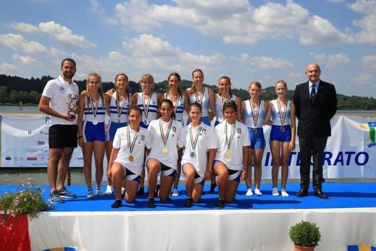 Conclusi i Campionati Italiani U23, Ragazzi ed Esordienti
