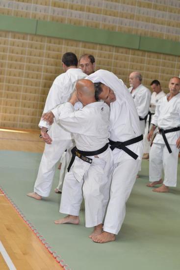 Corso di Koryu Uchinadi
