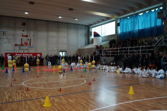 Corso karate Bambini