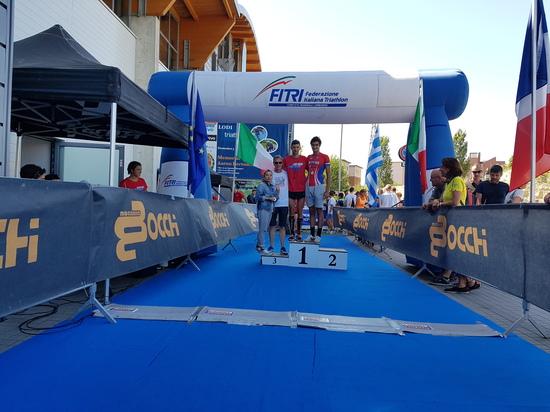 3° Triathlon Kids Lodi – Memorial Aaron Bertoncini
