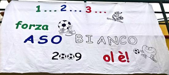 CALCIO UNDER 10 2009 BIANCO