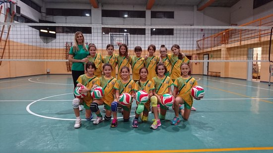 Monelli verde – ASD Martinengo Volley C