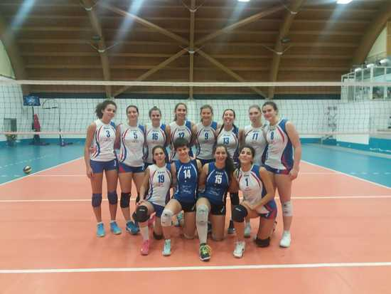 Serie D F EVOVOLLEY TRECOLLI