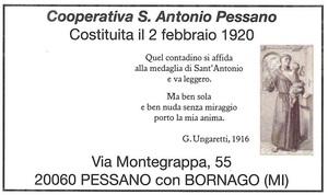 Cooperativa S. Antonio