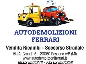 Autodemolizioni Ferrari