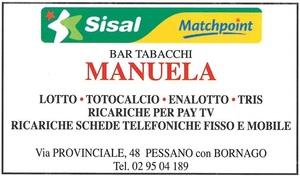 Bar Tabacchi Manuela