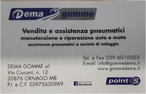 Dema Gomme
