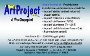 ArtProject Impianti Elettrici Civili e Industriali