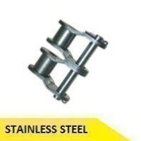 06B2-SS 3/8inch Pitch Half Link - Stainless Steel ...